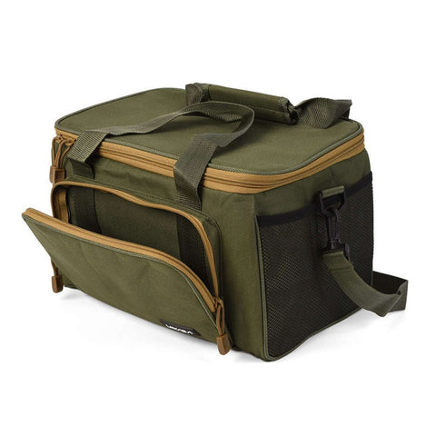 Multifunction Fishing Canvas Bag army green - think-endless-summer-inc