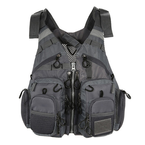 Breathable Utility Fishing Vest no foam / One Size - think-endless-summer-inc