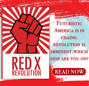 Red X Revolution by: James Farris