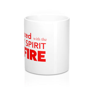 Holy Spirit Mug 11oz