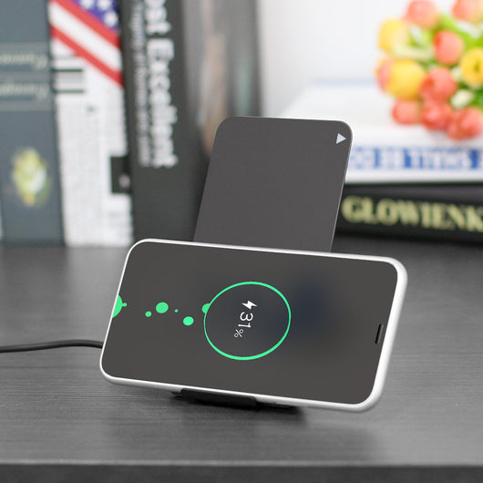 Qi 10W Wireless Portable Fast Charger