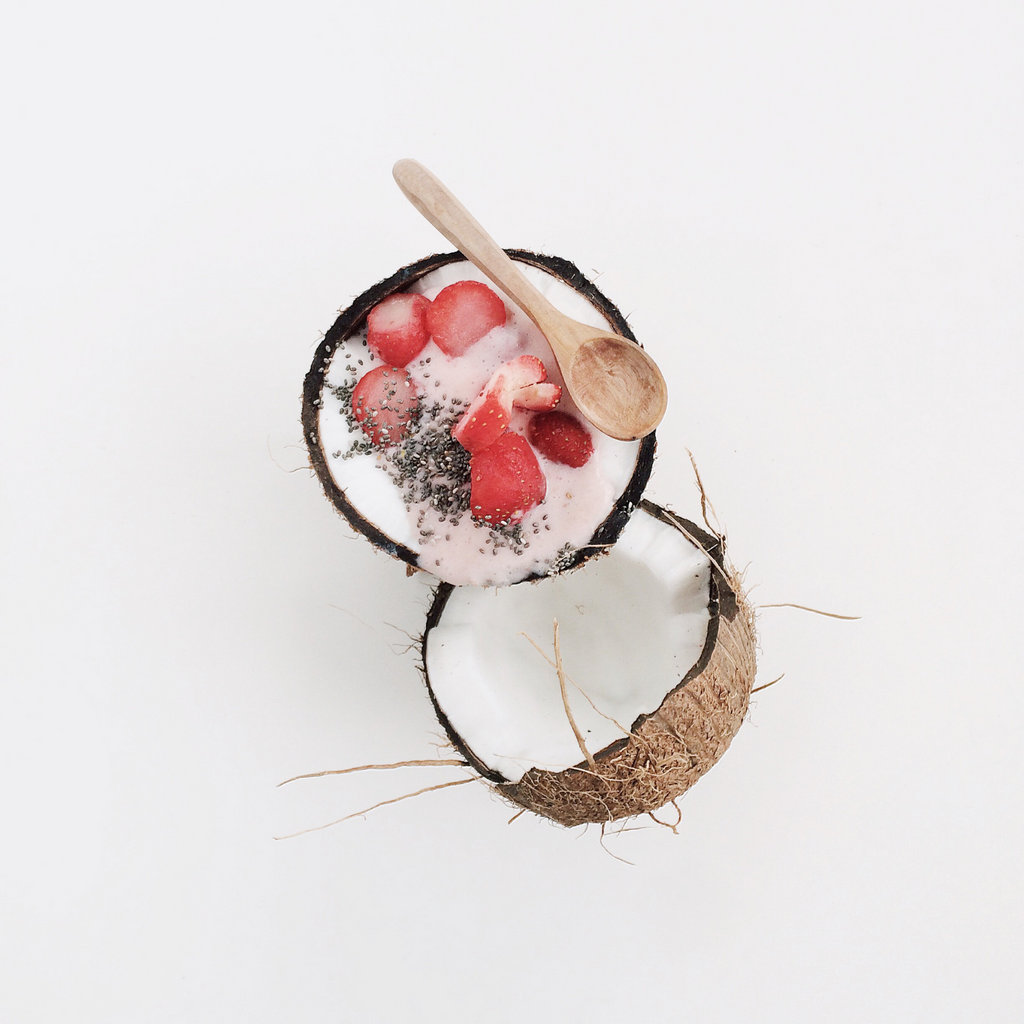 INGREDIENT SPOTLIGHT  |  Going nuts over coconuts