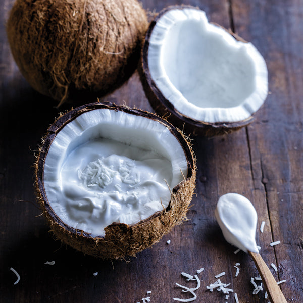 Easy Homemade Coconut Yoghurt
