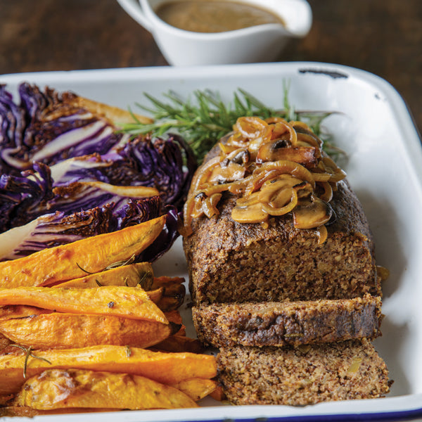 Vegan Canihua Roast