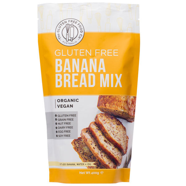 GF BANANA BREAD MIX