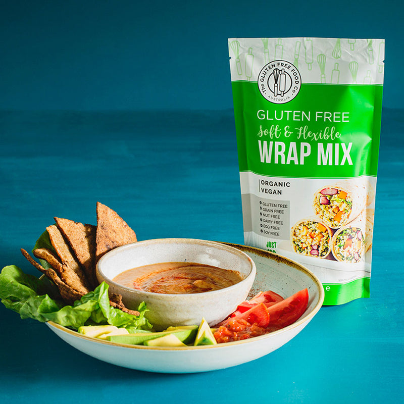 The Gluten Free Food Co Wrap Mix