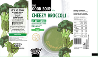 THE GOOD SOUP Cheezy Broccoli