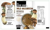 THE GOOD SOUP Wild Mushroom