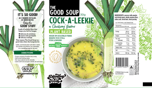 THE GOOD SOUP Cock-A-Leekie