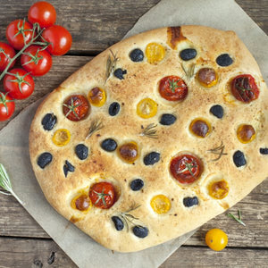 The Gluten Free Food Co Pizza Base Mix