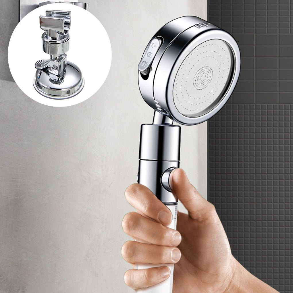 Adjustable Bathroom Shower Head Holder Suction Bracket Home Universal 2020