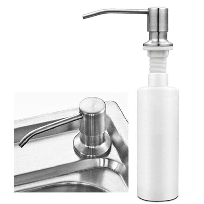 Kitchen Sink Soap Dispenser Detergent Liquid Soap Lotion Dispensers St Slowmoose