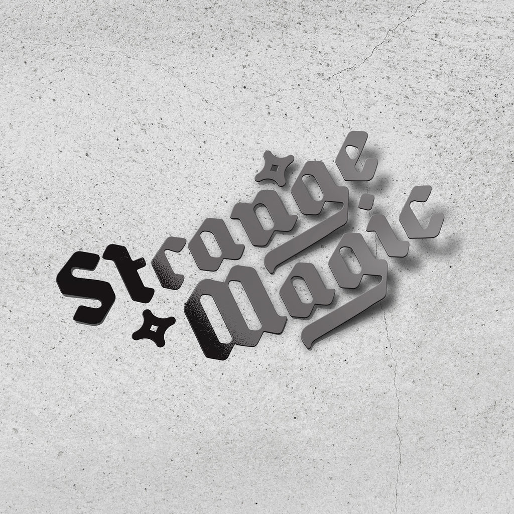 Strange Magic - Cut Vinyl Decal
