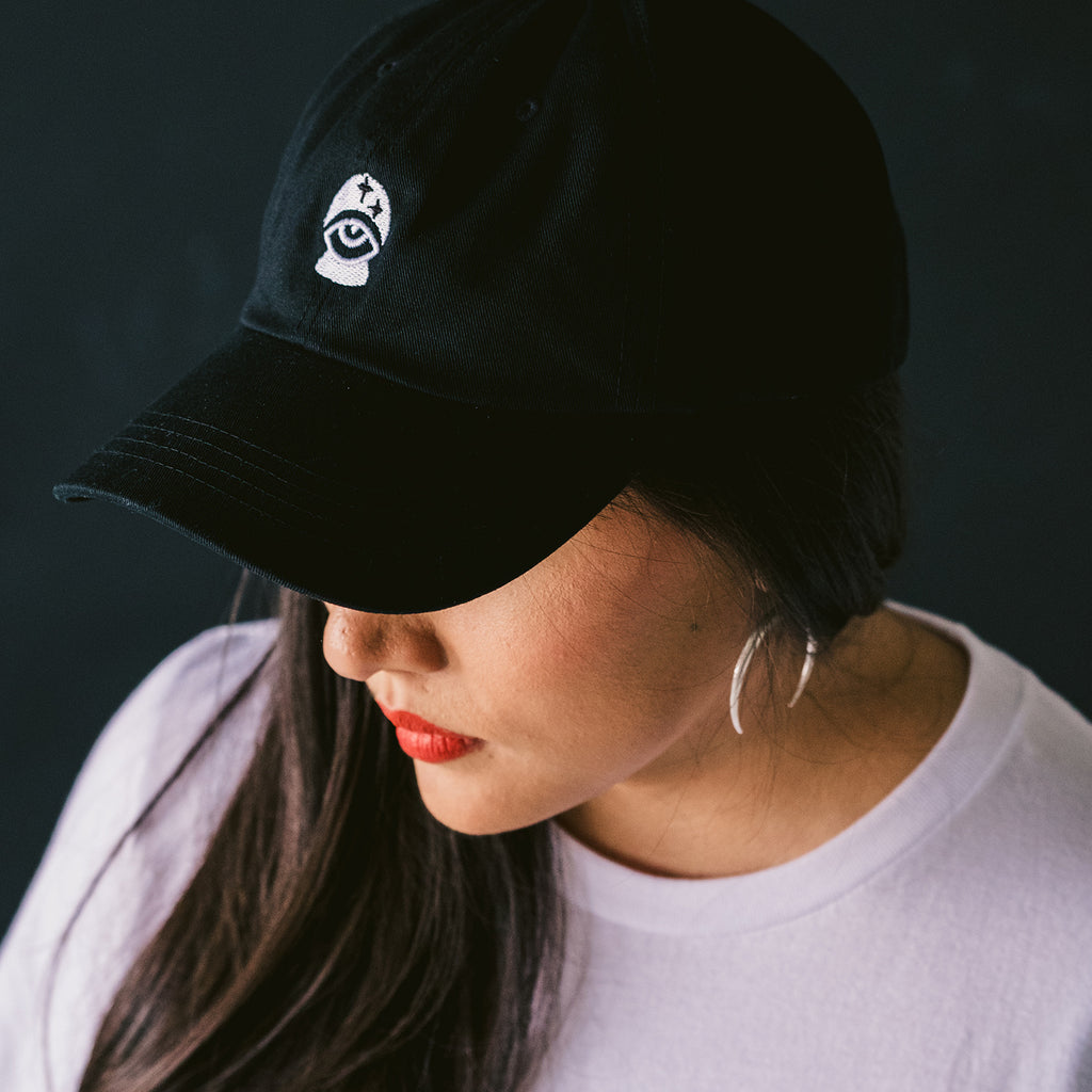 Crystal Ball Unstructured 6-Panel Cap