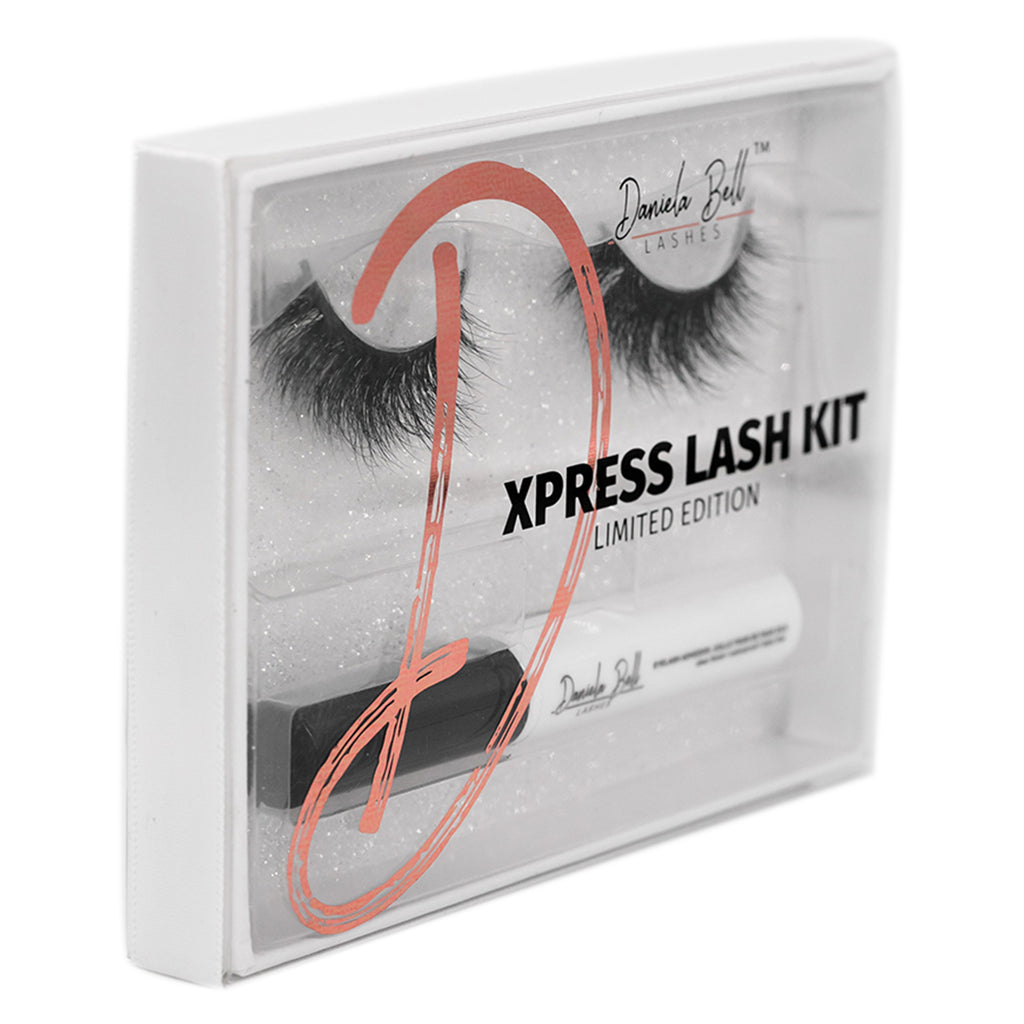 Xpress Lash Kit - Jordan Limited Edition Box