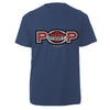 U2 PopMart Denim Blue T-shirt