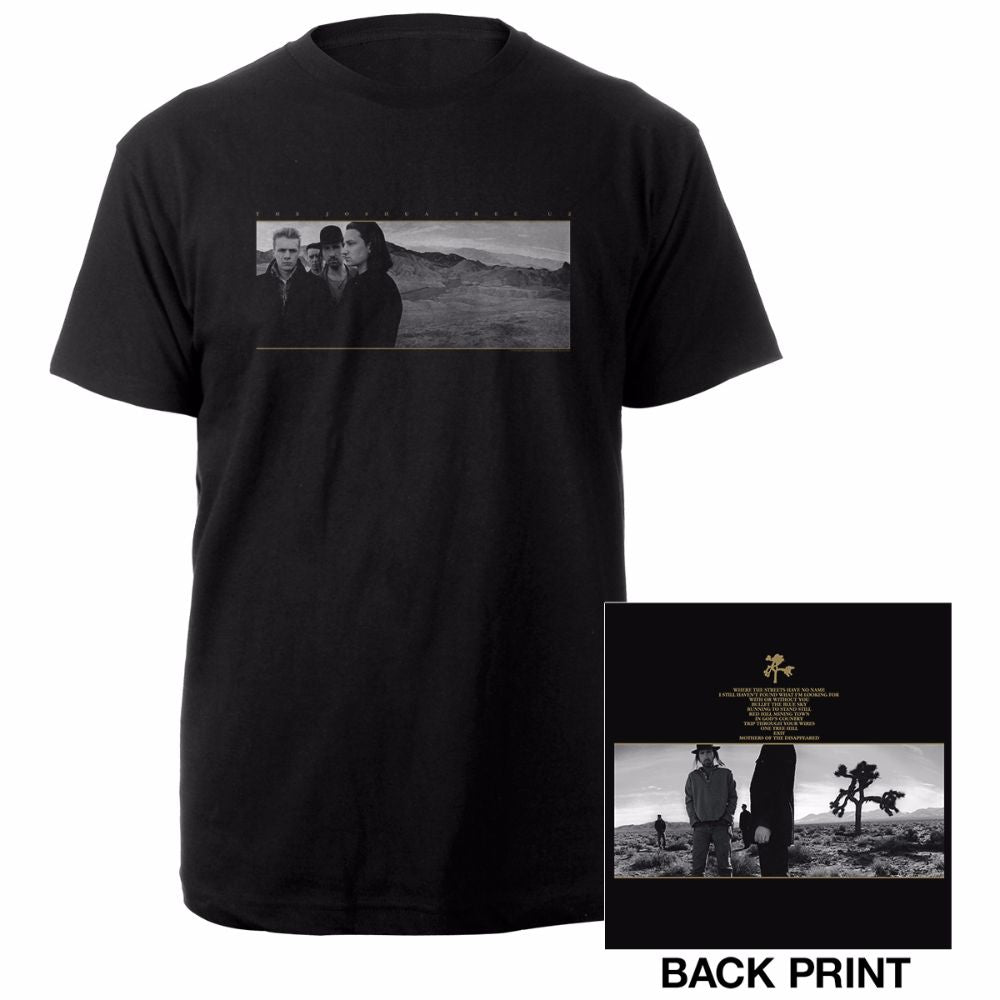 The Joshua Tree Album Cover T-Shirt