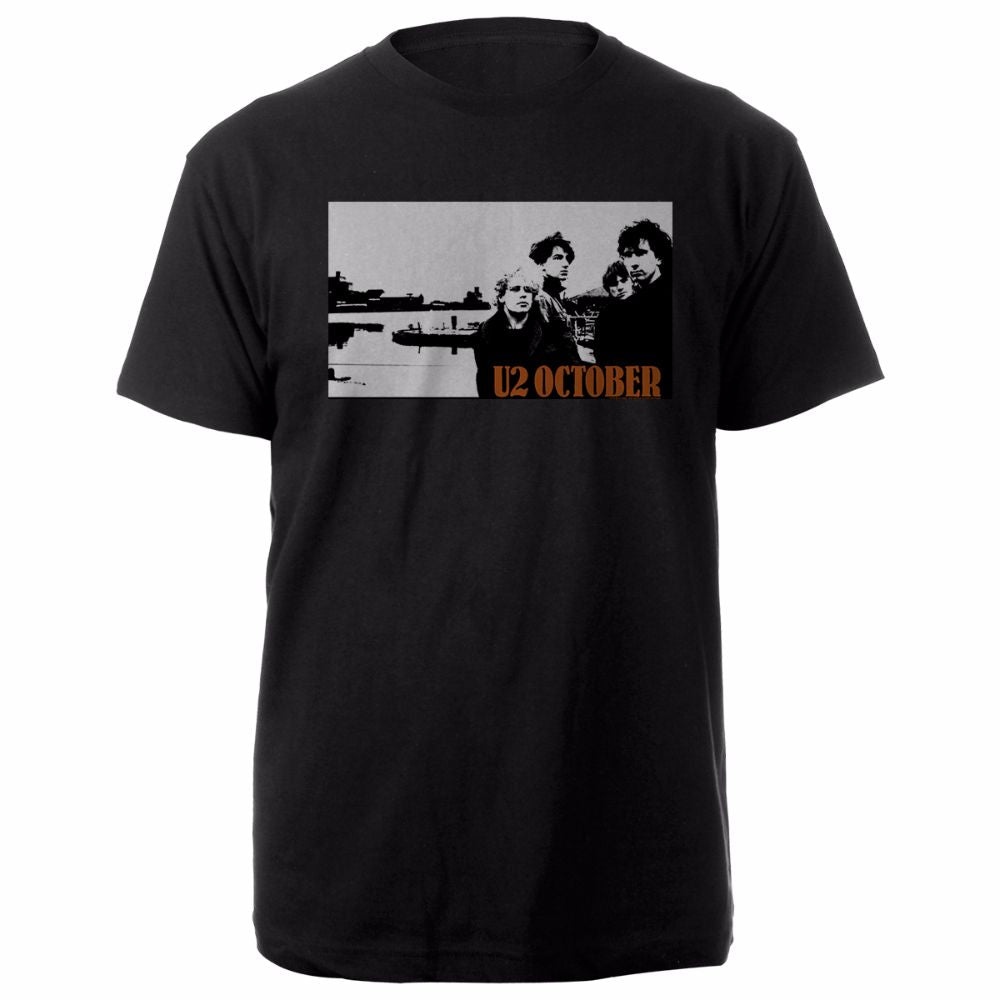 October Album Cover T-Shirt