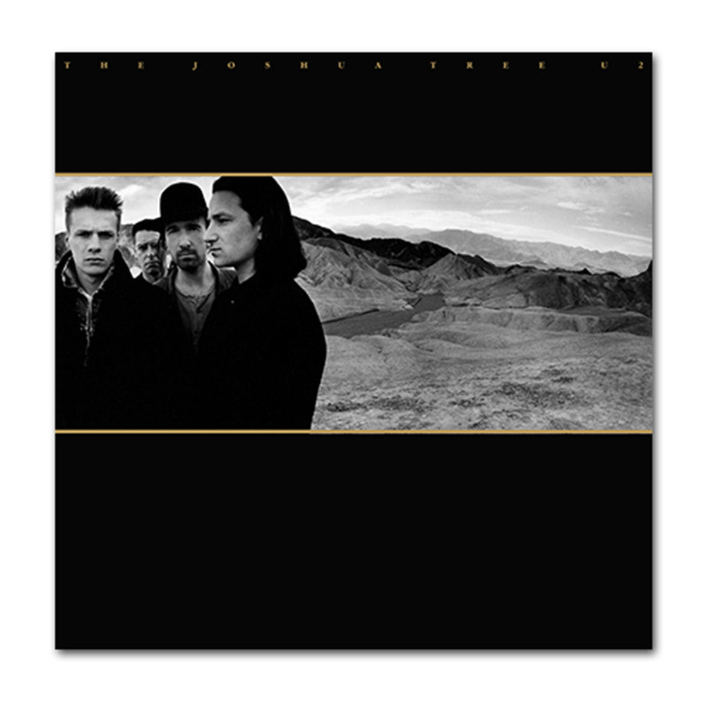 U2 The Joshua Tree Standard Vinyl