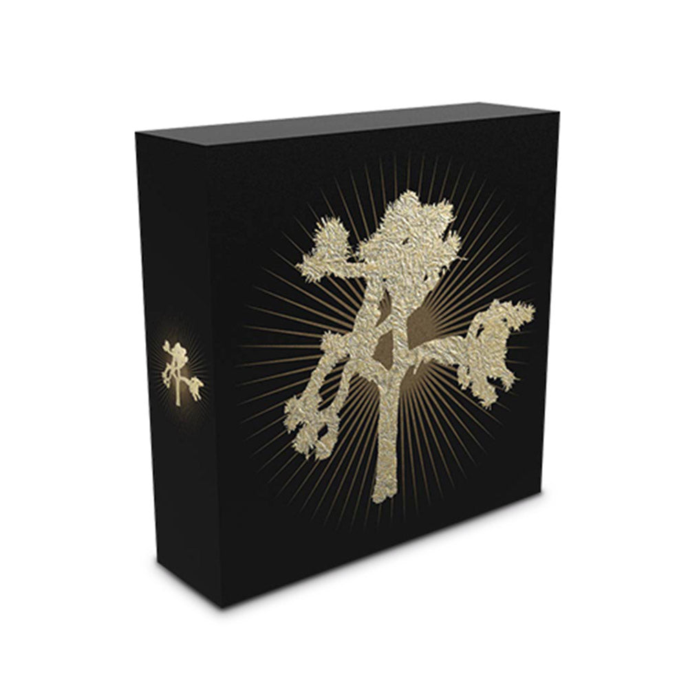 U2 The Joshua Tree 4CD Super Deluxe Box Set