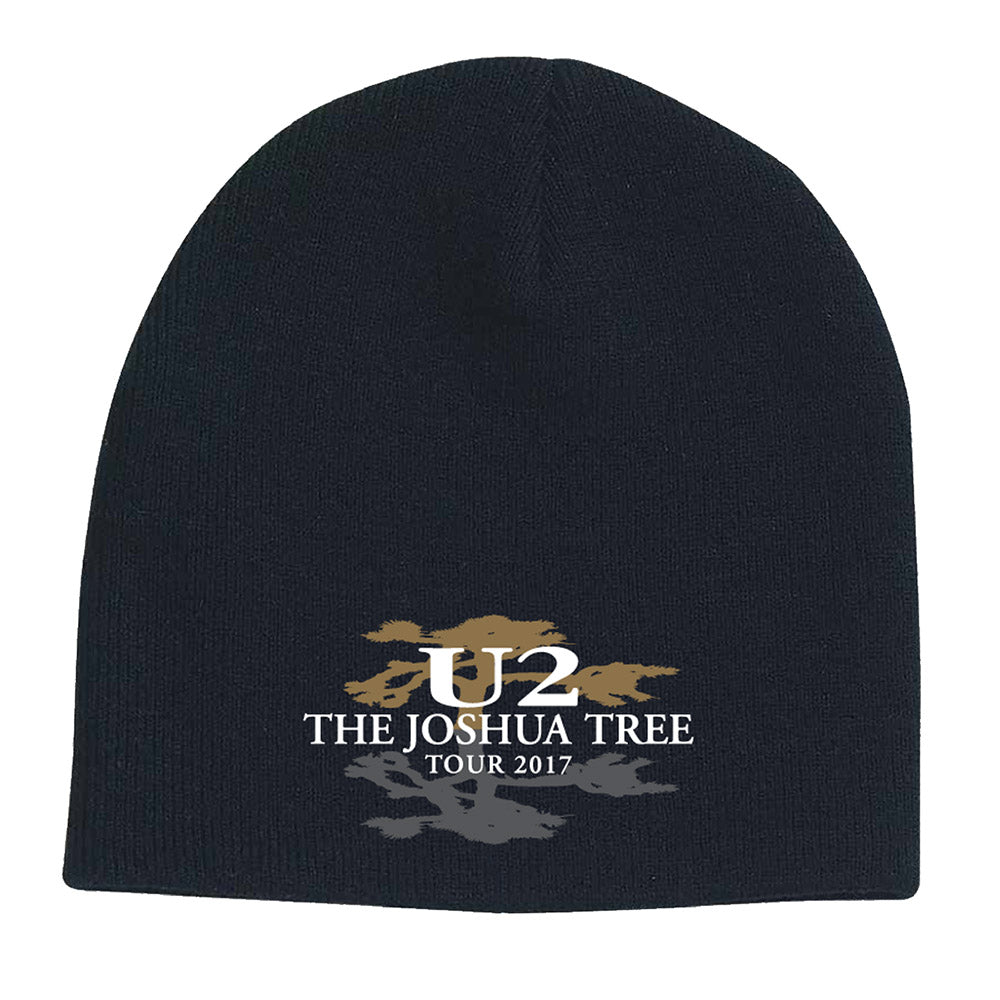 The Joshua Tree Tour Logo Beanie
