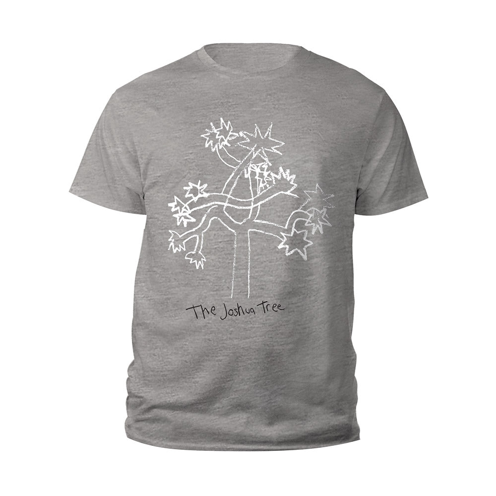 U2 The Joshua Tree Grey Kids T-shirt
