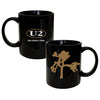 U2 The Joshua Tree Black Mug
