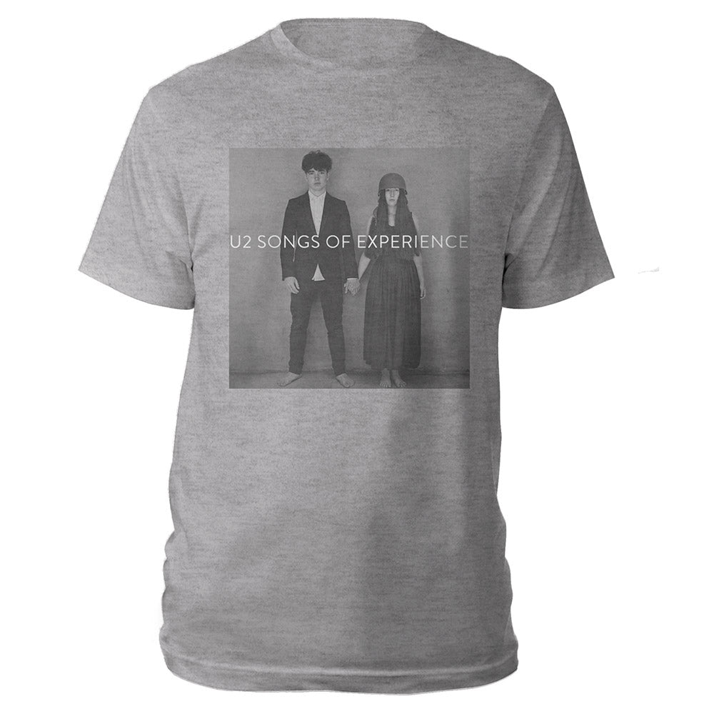 Songs of Experience Photo Grey T-shirt