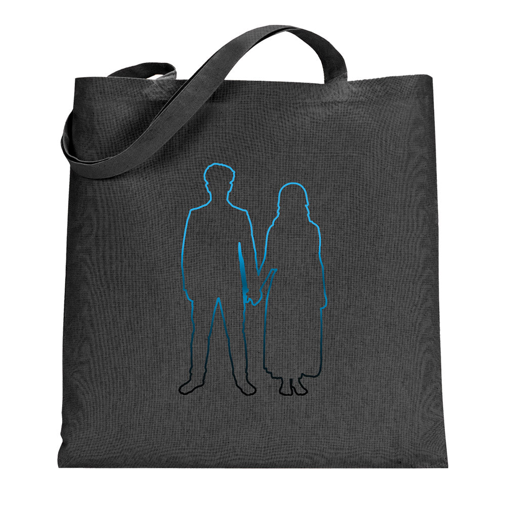 Songs of Experience Silhouette/Logo Tote Bag