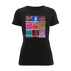 U2 HerStory Black Ladies T-shirt