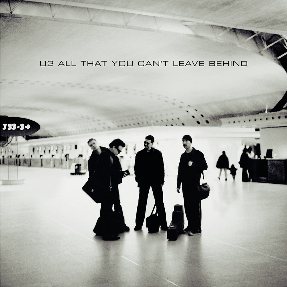 U2 All That You Can't Leave Behind LP