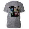U2 POP Grey T-shirt