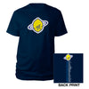 U2 Pop Lemon/Itin Navy T-shirt