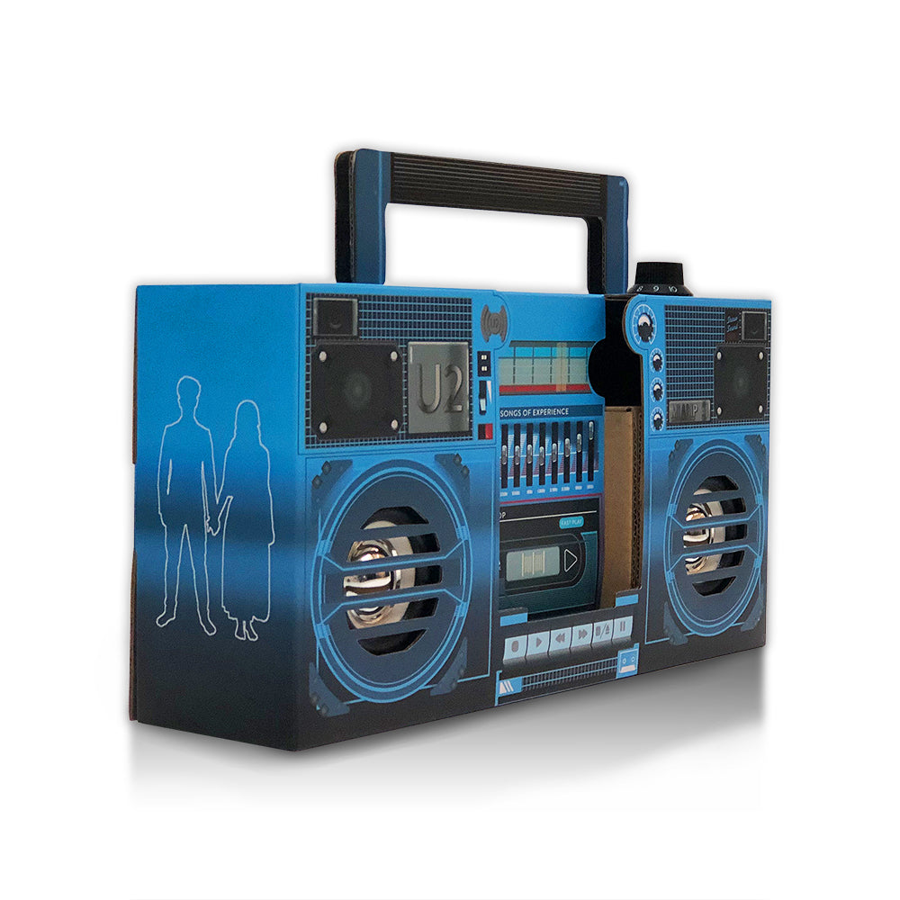 U2 Songs of Experience Boombox Speaker