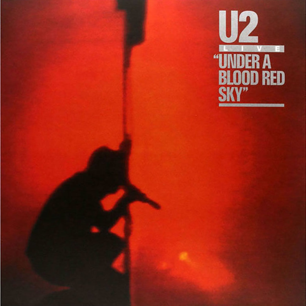 Under A Blood Red Sky Remastered LP
