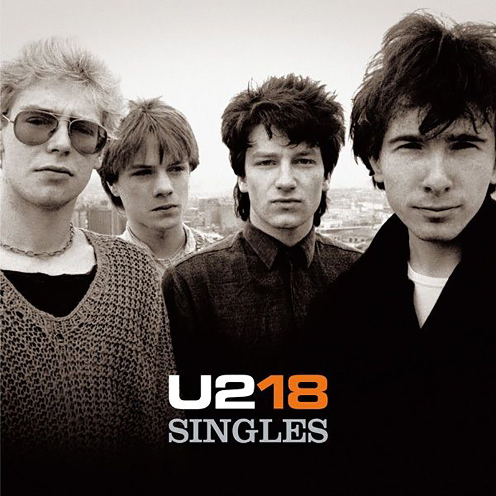 U218 Singles Remastered LP