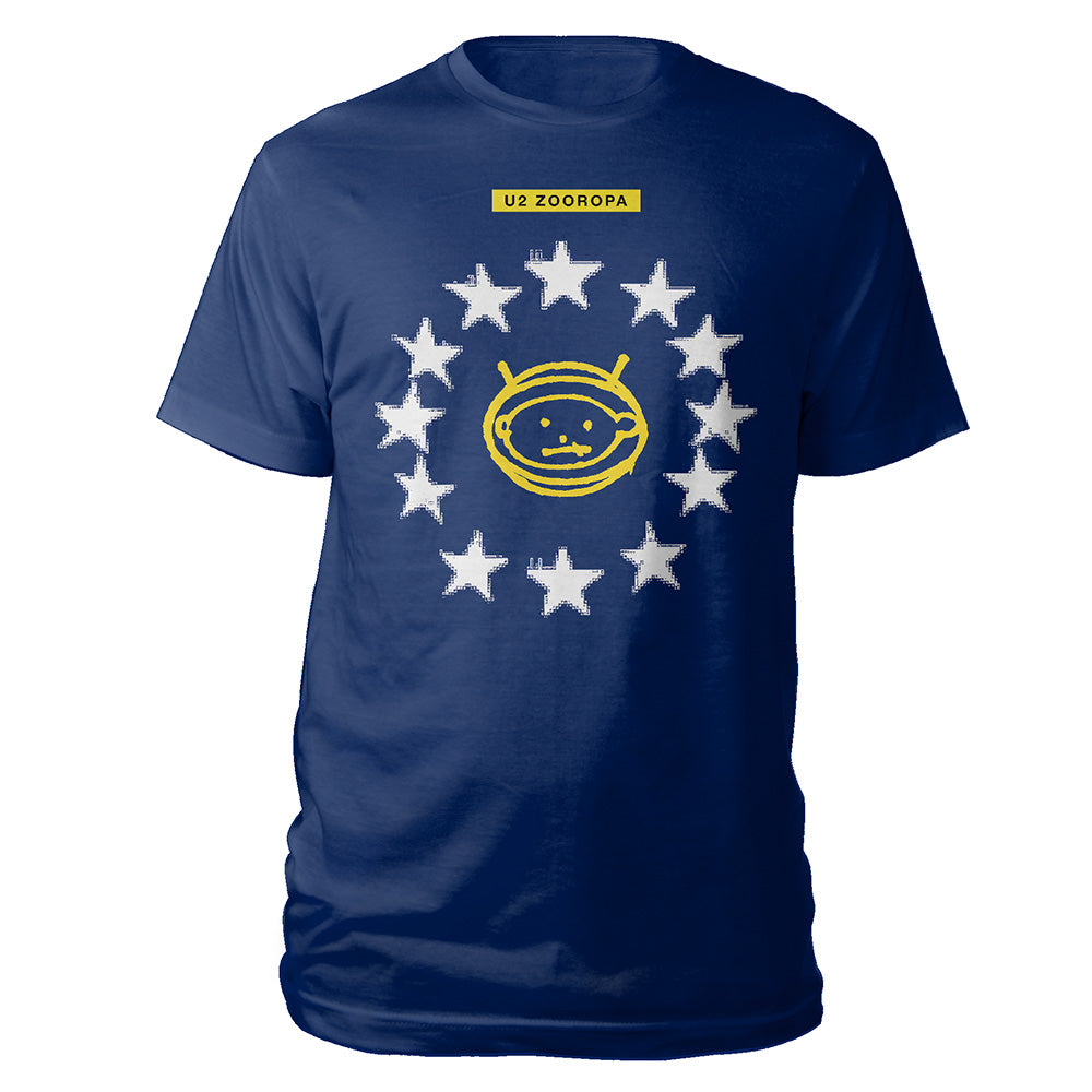 Limited Edition Zooropa Blue T-shirt