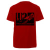 U2 October Lyceum Red T-shirt