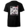 U2-3 Out of Control Photo Black T-Shirt