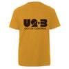 U2-3 Out of Control Mustard T-Shirt