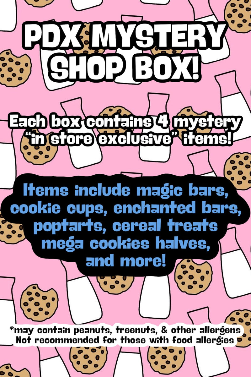 Storefront exclusive MYSTERY BOX