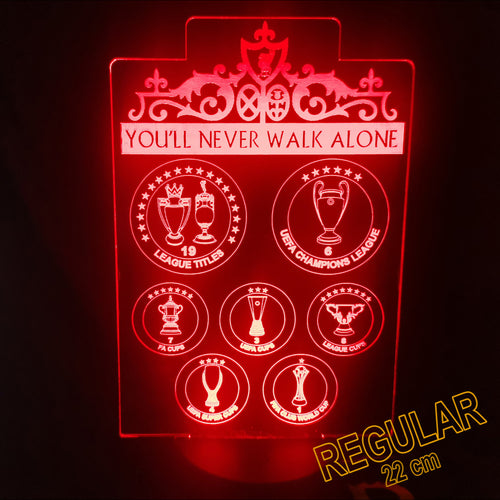 UPDATED 3D LFC Honours Night Lamp