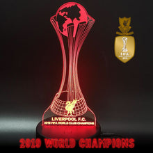 Load image into Gallery viewer, WORLD CHAMPIONS! - Night Lamp