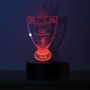 3D ~ PL Trophy Night Lamp!