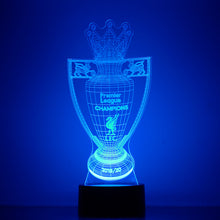 Load image into Gallery viewer, 3D ~ PL Trophy Night Lamp!