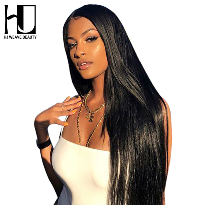 Baby Hair 360 Lace Lace Front Wigs  European Remy Hair Wigs - JJslove.com