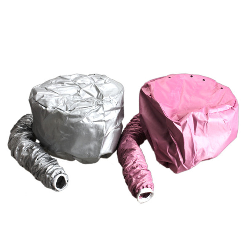1Pc Nylon Hair Dryer Nursing Caps Dye Hairs Soft Hair Drying Cap - JJslove.com
