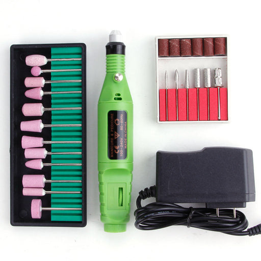 Women's Professional Electric Nail Drills - JJslove.com