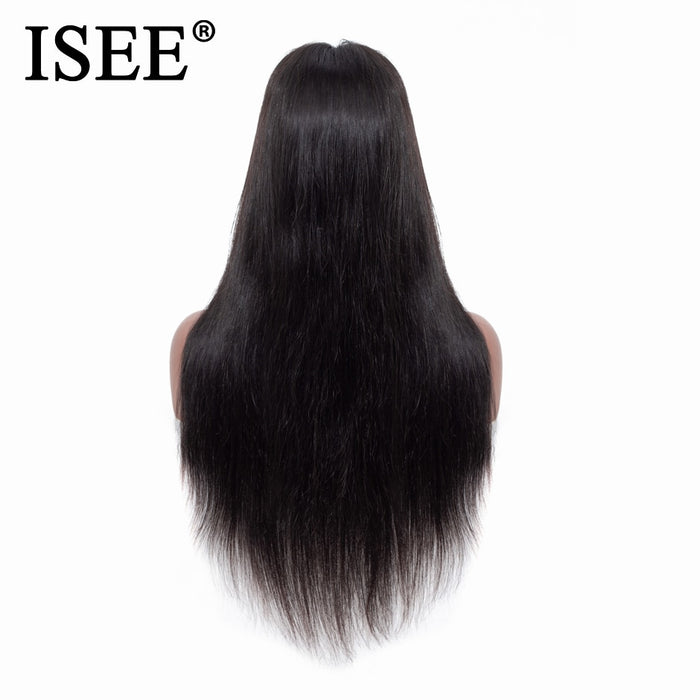 Straight Lace Front Wigs For Black Women Malaysian Lace Front Wigs - JJslove.com