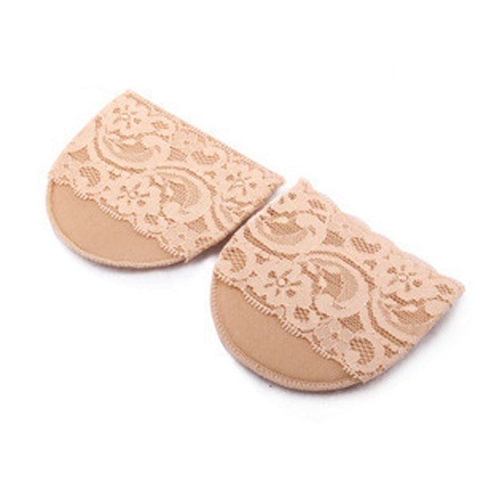 Flat Feet Insoles Plantar Fasciitis Arch Support Forefoot Cushion Pad Insoles (2Pcs=1Pair) - JJslove.com